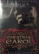 Double Feature Passion Play / A Christmas Carol [ Dvd ] Be Smart Read Below