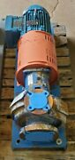 Griswold Centrifugal Pump 811b Fdibo 1.5 X 3 - 8 30 Gpm @ 110and039 Tdh 5hp