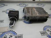 2007 Mercedes Benz W251 R350 Engine Computer Ecm And Key Used 2721535191 A164