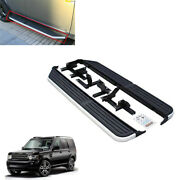 New Side Steps Running Boards For Land Rover Discovery 3 And 4 Oe Style