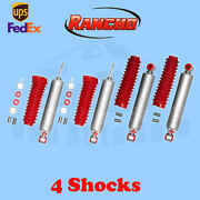 Rancho Rs9000xl 0 Lift Shocks For International Scout Ii Traveler 2wd 71-81