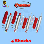 Rancho Rs9000xl 3-4 Lift Shocks For International Scout 80 800 All 2wd 61-71