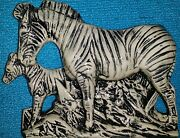 Mccoy Pottery Zebra Planter Top 100 Collector's Piece Best One For Sale 1950s