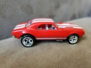 Hot Wheels 1967 67 Chevrolet Camaro Ss Real Rider 1/64 Scale Limited Edition