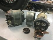 Antique Henderson Motorcycle Berling E41 Magnetos