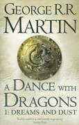Dance With Dragons Dreams And Dust A Song Of Ice And Fire - Paperback - Good