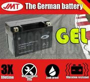 Jmt Gel Battery - Yt12a-bs For Kawasaki Scooters