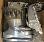 """Yamaha 150 Hp 25"""" Lf150txrd F150txrd 2005 4 Stroke Outboard Engine Midsection"""