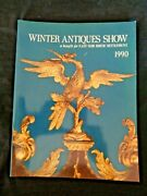 Winter Antiques Show East Side House Settlement Nyc Annual 1990 Liberty Silver