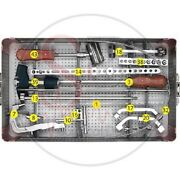 New Tibia Intramedullary Nail Instrument Set By Sandd Of Best Quality.