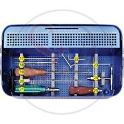 Large Fragment Locking Plate Instrument Set By Sandd Of Best Quality.