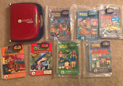 Leapfrog Leappad Learning System Leap 1 Bundle 7 Books And Cartridges