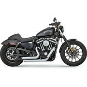 Vance And Hines Shortshots Sportster Exhaust System - Chrome 14151617181920