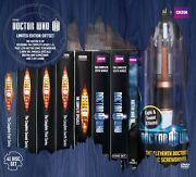 Doctor Dr Who Seasons Series 1 2 3 4 5 6 Tv Show Dvd 1-6 Limited Edition Giftset