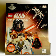 Brand New And Sealed Lego Star Wars Collection Books With Emperor Palpatine