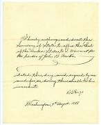 Rutherford B Hayes Us President/civil War General/ohio Governor Autograph 7654