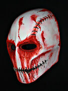 Army Of Two Paintball Airsoft Bb Gun Salem Helmet Prop Scary Mask Paranoi Ma01