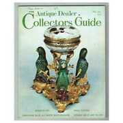 The Antique Dealer And Collectors Guide Magazine May 1977 Mbox2792 Clocks
