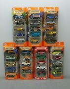 New Matchbox Pack Of 5 Choose Your Style Discount With Multiples - E3e