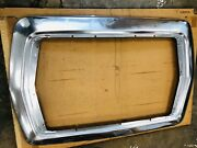 1988-98 Oem Ford-sterling-freightliner Grille Surround Nos New E7hz 8419a