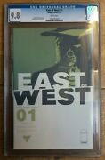 East Of West 1 Cgc 9.8 1st Print 1222423024