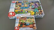 Lego Toy Story 4 Buzz And Woodys Carnival Mania 10770 And Woody And Rc 10766