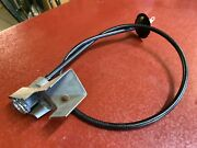 1936 Packard 120b 8 Cyl. Auto Lite Ignition Switch And Cable Nos
