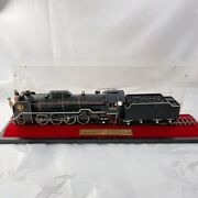 50th Anniversary Of His Majesty The Emperor Destination Train D51 Model Showa