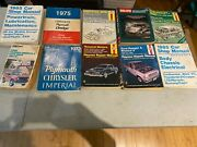 Assorted Automotive Books And Manuals Haynes, Chilton And Others Ford/dodge/chevy