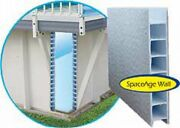 Spaceage Waterwall Replacement Kit For 12-foot By 24-foot Rectangle Kayak Pools