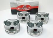 Fits 1993-2003 Mazda Car 2.0l Dohc L4 16v Fs- 4 Dish Top Pistons And Rings