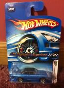 Collectible Hot Wheel 2006 First Editions 001 - '70 Plymouth Superbird 1/38