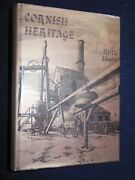 Signed Cornish Heritage By Keith Skues Skewes Family History 1983-1st - Hb