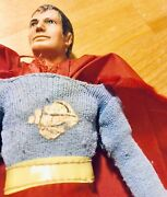 1971 Superman Mego Corp. Action Figure Complete Outfit 1st Edition Rare 🇺🇸
