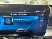 2020 Mercedes Benz C-class W205 Central Information Cracked Display 10 Inch