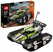 New Lego 42065 And 42095 Technic Rc Tracked Racers Nib Power Functions 2 In 1