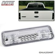 For 2004-2008 Ford F150 F-150 Led 3rd Third Brake Light Cargo Lamp Clear Lens