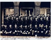 78th Fg Wwii Ace Signed By 3 8x10 Photo 78th Fighter Group Duxford Eagles