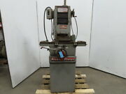 Brown And Sharpe N0. 510 Surface Grinder Machine W/ Magnetic Chuck 230v 3 Ph