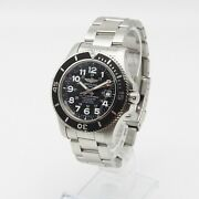 Breitling Superocean Ii Steel A17392d71b1a1 Menand039s Automatic Dive Watch