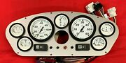 Glastron Boat Gauge Panel With Faria Gauges