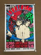 Jabberjaw 1993 Original Poster - Signed By L.kuhn 47 Of 100 - 22.5 X 35 Nm+