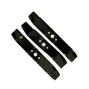 46 In Mulching Blade Set Fits Cub Cadet 1000lt And Iseries 06and039-09and039 490-110-c124