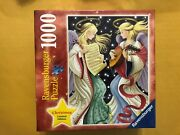 Ravensburger Two Angels 1000 Pieces Christmas Puzzle Limited Edition New Sealed