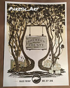 New 2016 Goose Island Bourbon County Brand Stout Bcbs Craft Beer Poster Print