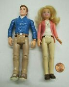 Fisher Price Sweet Sounds Loving Family Dollhouse Mother Father Interactive Doll