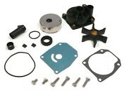 Water Pump Kit For 2012 Johnson Evinrude 40 Hp E40drlinc Outboard Boat Impeller