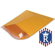 Size Cd 7.25x7 Kraft Bubble Mailers Cd Fast Ship 9,750 Ct
