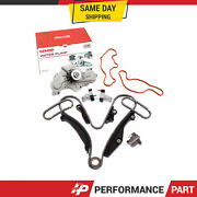 Timing Chain Kit Gmb Water Pump For 11-12 Ford Fusion Lincoln Taurus Mkz 3.5l