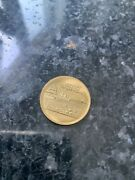 Israel 1983 Igcmc Temple Mount Coin Medal Token Israeli Government Corp Jewish